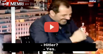 syrian-actor-hitler-email preview