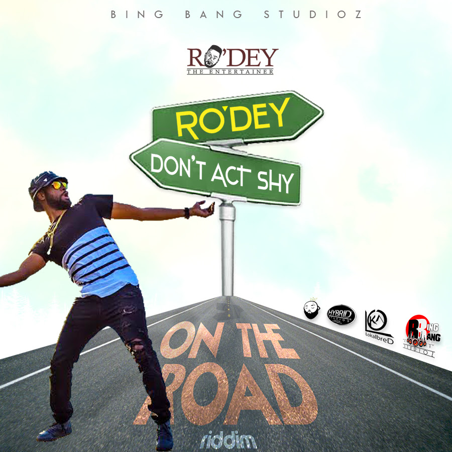 on the road rodey