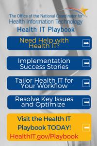 Health IT Playbook Website