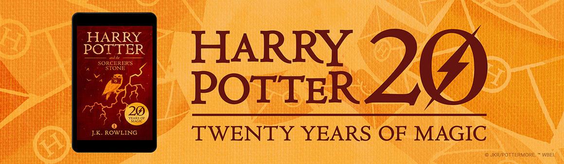 Harry Potter 20th Anniversary