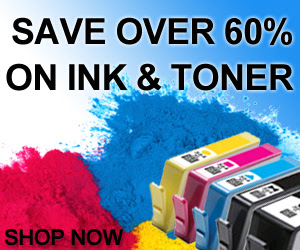 Save up to 60% on INK &amp...