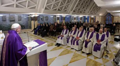 El Papa Francisco anima a confesarse en Cuaresma: Jesús no amenaza, perdona