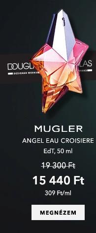 Designer Weeks - MUGLER Angel Eau Croisière