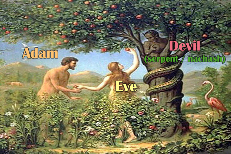 Satan Impregnated Eve and So Did Adam – Cain and Abel Were Twins! (Videos)