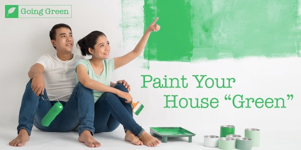 Paint Your House Green