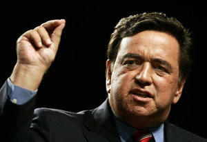 bill richardson serious