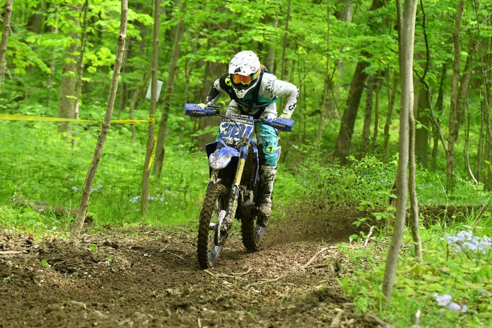 Another Pennsylvania native racing in the FMF XC3 125 Pro-Am class is Lojak Cycle Sales/Yamaha-backed rider Ryan Lojak.