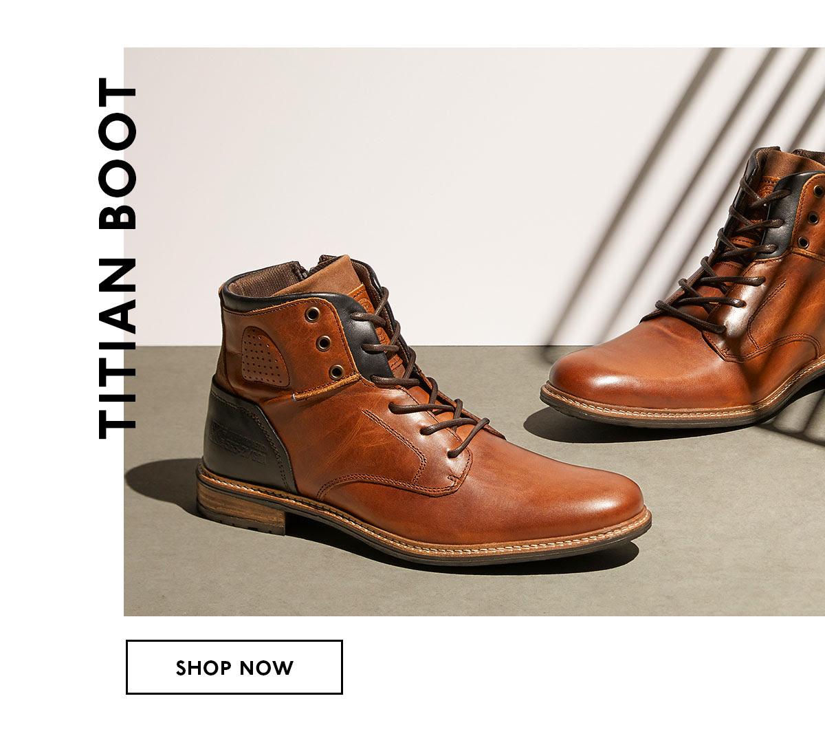 Titian Boot