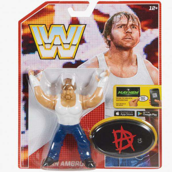 Image of WWE Retro Figures Series 3 - Dean Ambrose