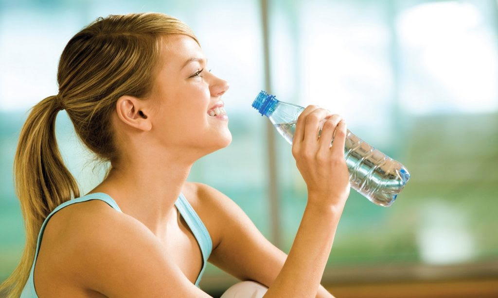 Drink water, especially before meals - Proven Ways to Lose Weight