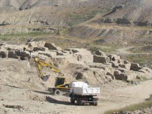 mina cobre Afganistan