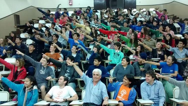 El taller extracurricular hoy tiene 216 alumnos