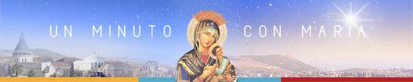 Un Minuto con María