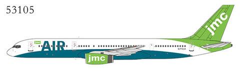 Boeing 757-200 JMC G-FCLA | is due: August 2019