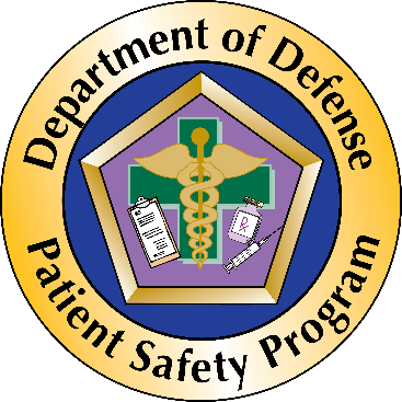 DoD Patient Safety Program