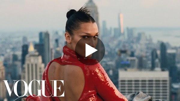 I Love New York: Bella Hadid, Misty Copeland & Whoopi Goldberg Celebrate the City   Vogue