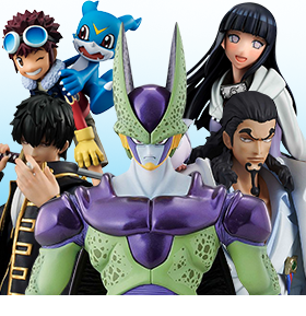 NEW MEGAHOUSE DBZ AND MORE