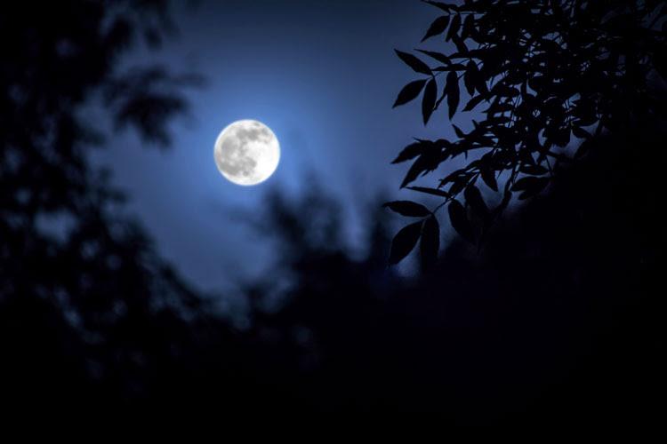 October Aries Full Moon, Hunter's Moon