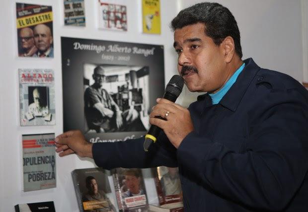 Maduro inauguró la Feria Internacional del Libro Venezuela (FILVEN) 2015.