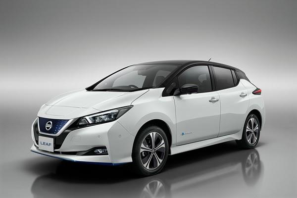 Nissan lanza su Plan MOVALT en toda España, descontando 5.500 € directos en la compra de un Nissan LEAF durante el mes de Febrero