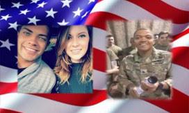 Babys Gender Revealed For Wife Of Fallen Soldier
