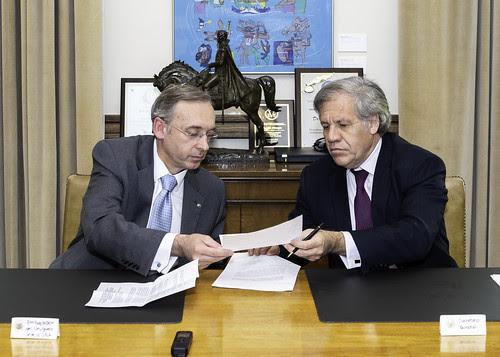 Uruguay es el primer país en ratificar ante la OEA la Convención Interamericana contra toda forma de intolerancia y discriminación