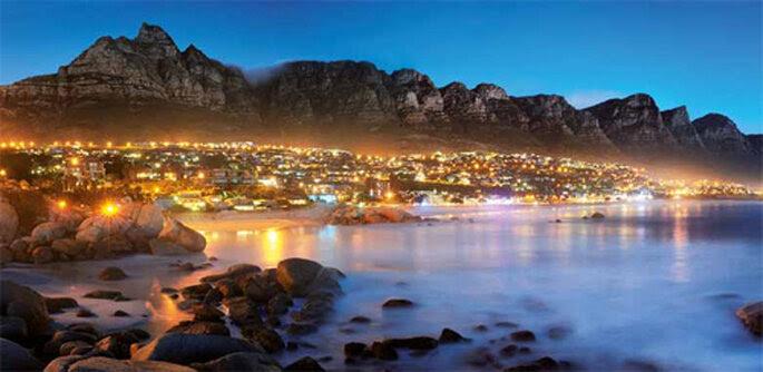 luna de miel Sudáfrica