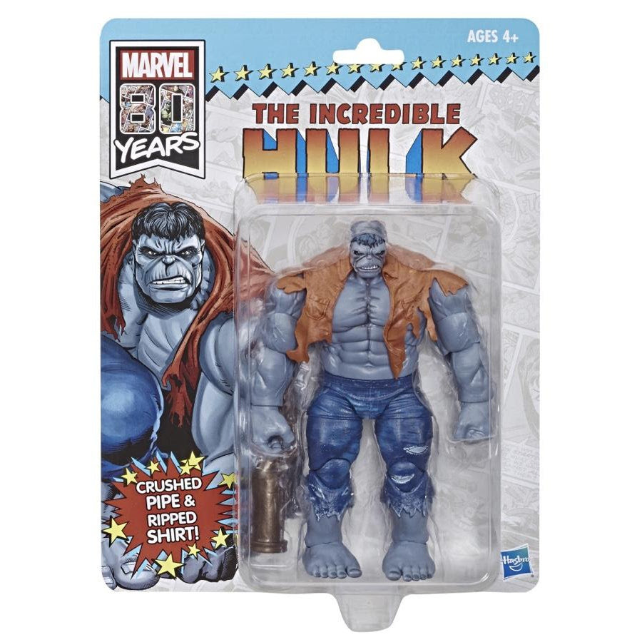 Image of Marvel Legends 80th Anniversary Grey Hulk Action Figure (RE-STOCK)