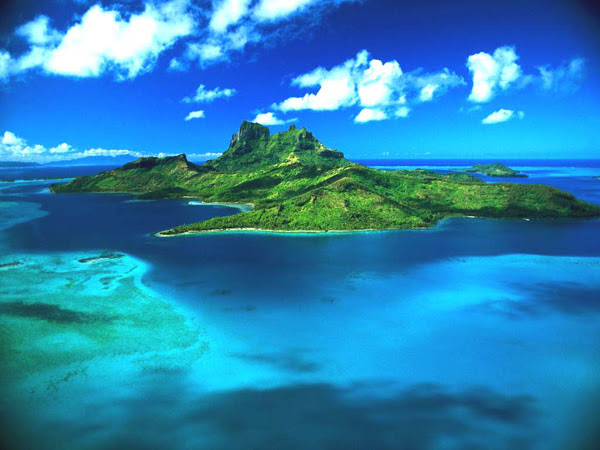 5 ISLAS DEL ARCHIPIELAGO DE ISLAS SALOMON DESAPARECIERON POR SUBIDA DEL NIVEL DEL OCEANO