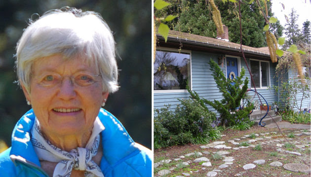 Betsy Bell rents a spare room in her West Seattle cottage.
