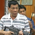 President Rodrigo Duterte. INQUIRER FILE PHOTO