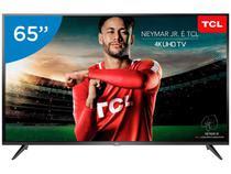 Smart TV 4K LED 65? TCL P65US HDR Wi-Fi