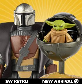 Star Wars Retro Collection