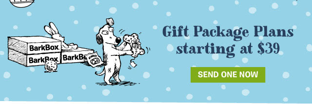Gift Package Plans on BarkBox