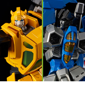 TRANSFORMERS FURAI 04 BUMBLEBEE MODEL KIT