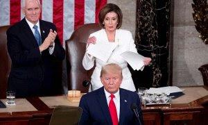 El Senado cierra un 'impeachment fake' contra Trump sin haber citado a testigos ni reclamar nuevas pruebas