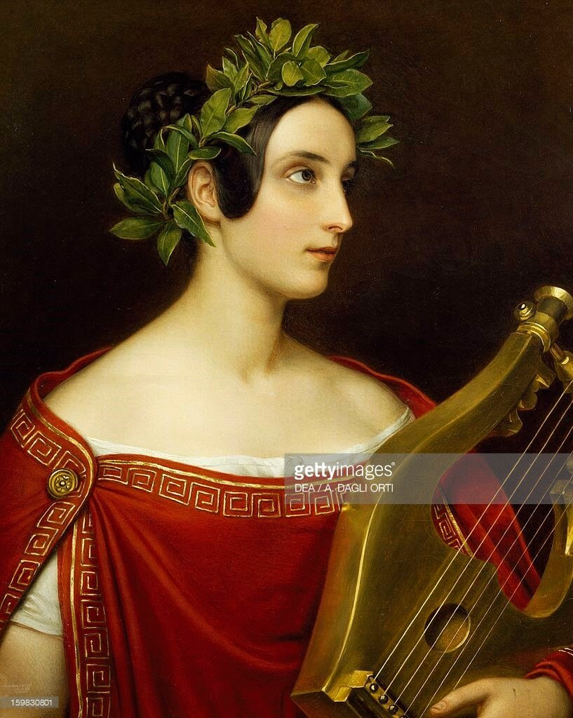 Lady Theresa Spence in the role of Sappho, 1837.jpg