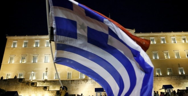 plaza syntagma grecia