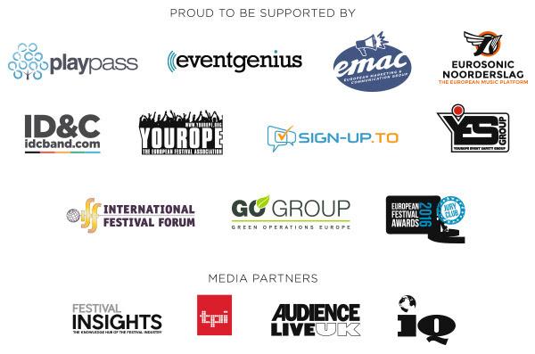 I UK Festival Awards 2016