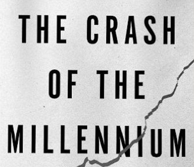 The Crash of the Millennium: A Controlled Demolition That Can Be Averted Only By....