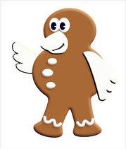 Image of gingerbread bird