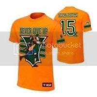 John Cena 15X Authentic T-Shirt
