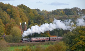 Spa Valley Railway Tickets