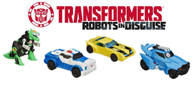 TRANSFORMERS ROBOTS IN DISGUISE 2015