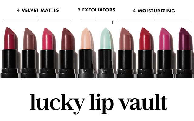 The Lucky Lip Vault - This is.