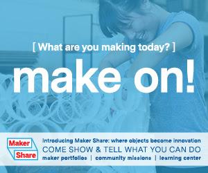 Make on! Makershare.com