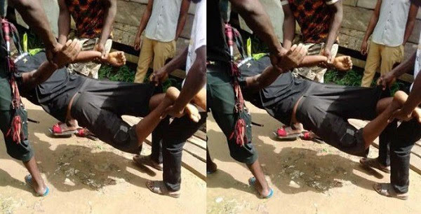 PHOTOS: Man Commits Suicide After Losing GHc5.4 Million Bet Slip