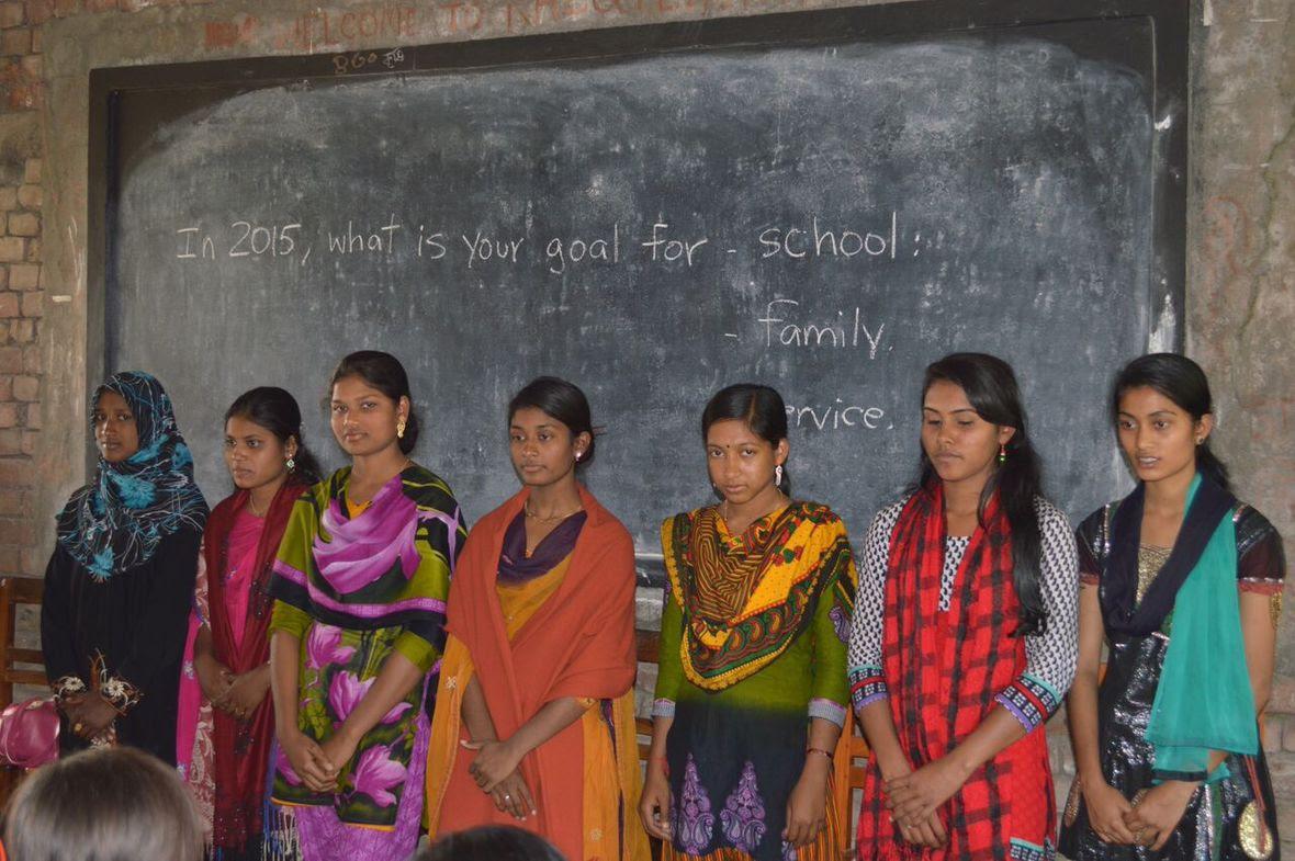 bangladesh classroom