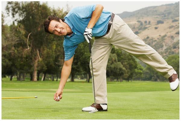 Golfer's Lift