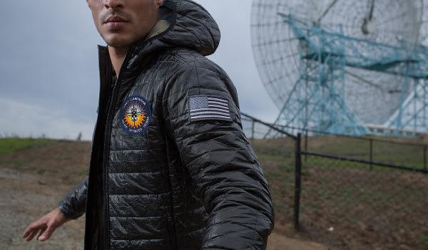 Black-Ops Space Jacket